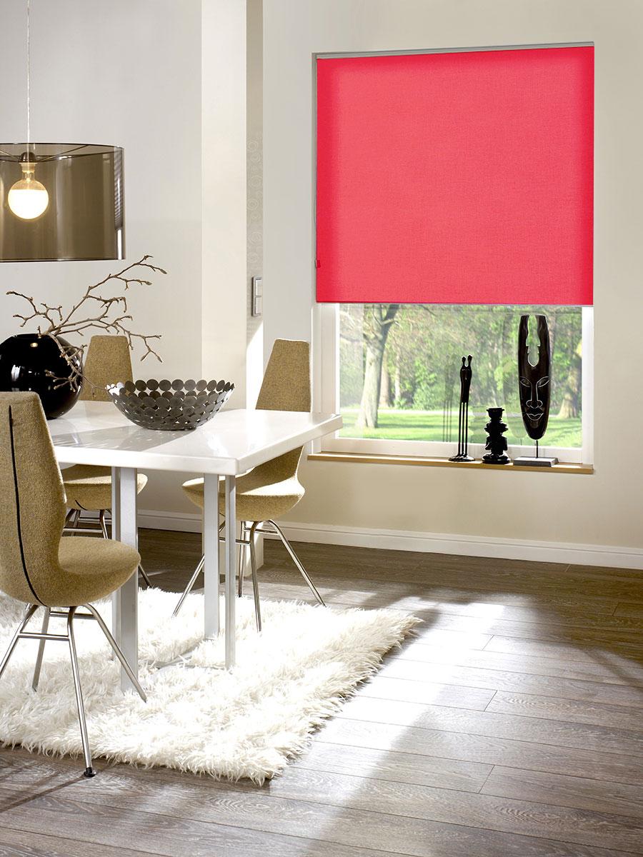 Store Enrouleur Tamisant Coloré - GROSEILLE - 60 x 180cm