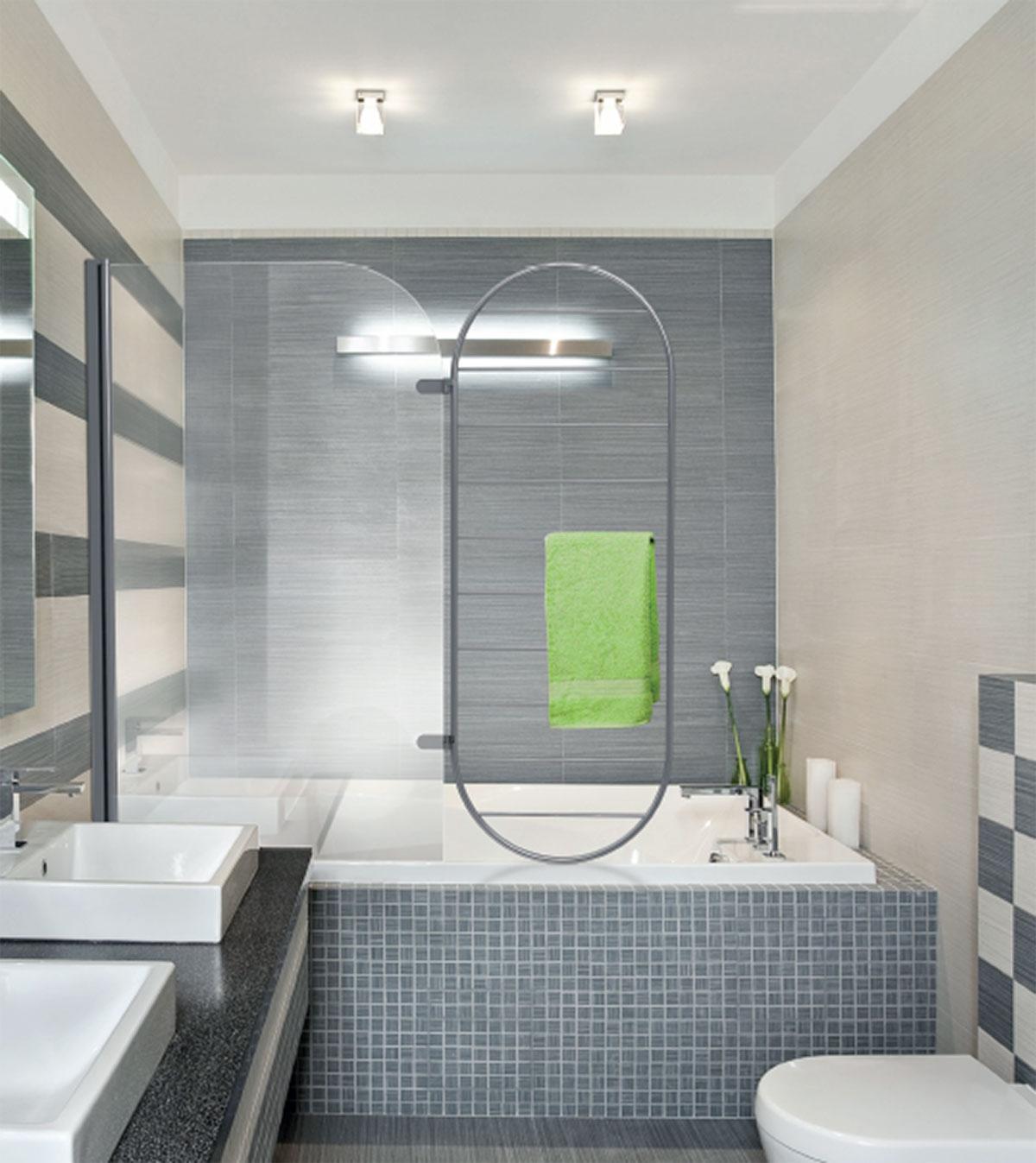Aide Pour Sortir De La Baignoire pare baignoire et porte serviettes (chromé)